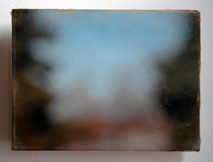 Illumine 07 - Photo Encaustic