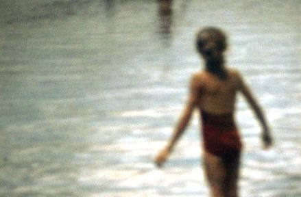 Suspension of Disbelief - The Swimmer
